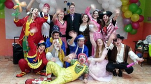 Children´s party entertainment in London