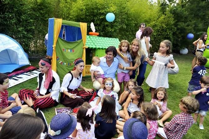 Outdoors Childrens Birthday Party In London - Childrens birthday party ideas in london