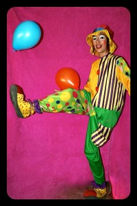 The Clown show - clowns for birthday parties in london