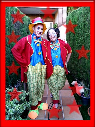 Clowns For Birthday Parties In London AEIOU Kids Club London - Childrens birthday party entertainers london