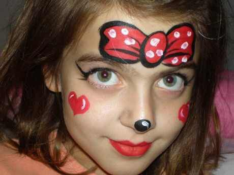 Childrens Face Painting Ideas