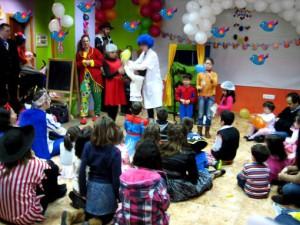 Kids Party entertainment birthday Birmingham
