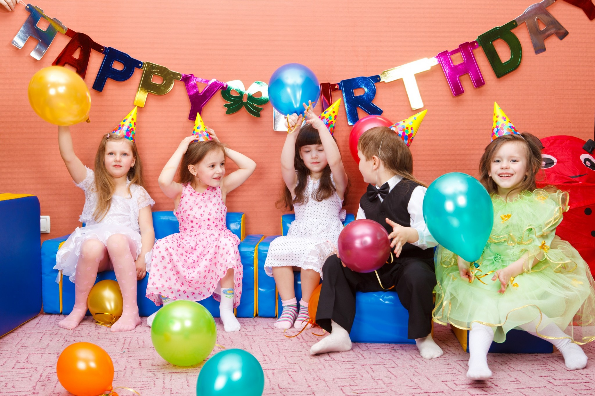 St Year Old Birthday Party First Kids Parties - Childrens birthday party ideas in london