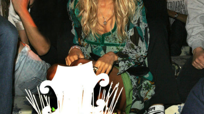 Nicole Richie best birthday party