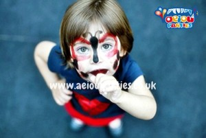 Aeiou children's parties