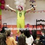 Birthday Parties Clownshow