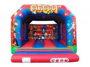 Bouncy castle for hire London