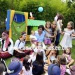 Children party entertainment in London
