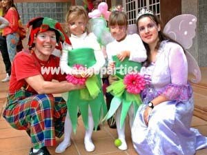 Children's parties in London