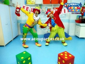 Kids Themed Parties in Manchester