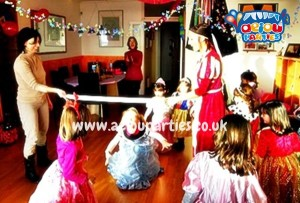 Kids Themed Parties Manchester