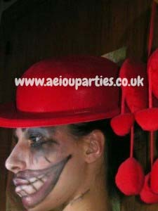 Face painters for London Parties