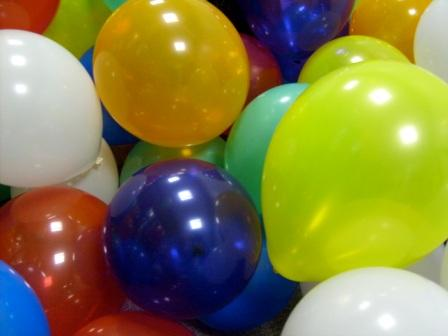 Birthday Party Games For 3 Year Old Kids Balloon Bust