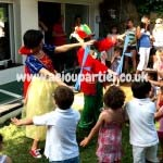 hire one birthday party magician in London
