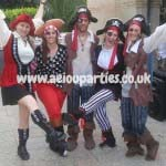 Pirate Party for Kids in London