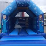 Frozen Bouncy 15x12x10