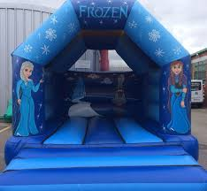 Frozen Bouncy 15x12x10