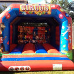 Circus Bouncy 13x11x12