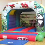 Jungle Bouncy 15x11x11