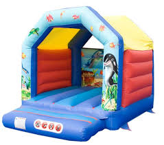 Ocean Bouncy 10x10x10