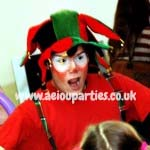 clowns for kids parties