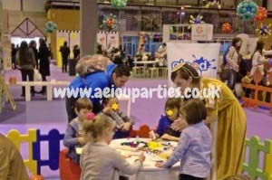 kids entertainment birthday party