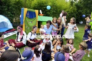 kids party entertainment in London