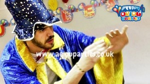 Magician for hire Manchester