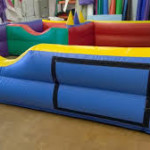 Inflatable play Area with Balls pool 15x15x2