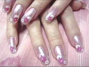 pamper parties activities for fashionable girls manicure