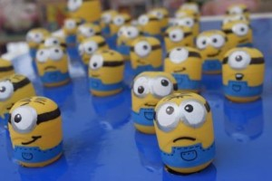 Minion Themed Kids Party