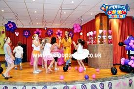 Hiring a DJ for kids disco party in London AEIOU