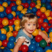 Ball pools for kids and toddlers