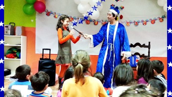 How to hire a magician for kids parties
